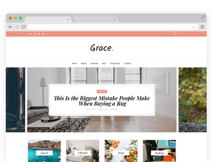 Grace UI Template ( $10.00 )